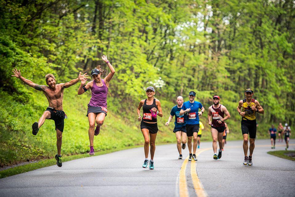 The Girl's Got Sole - Blue Ridge Marathon