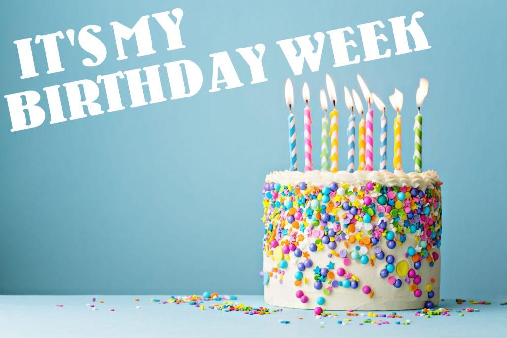 The Girl's Got Sole - It's My Birthday Week!