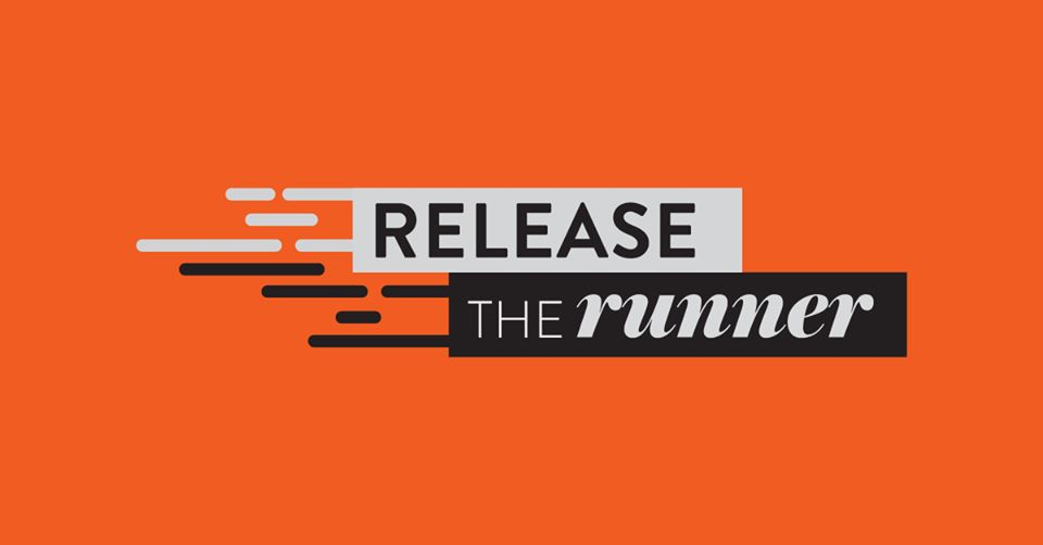 The Girl's Got Sole - #ReleasetheRunner