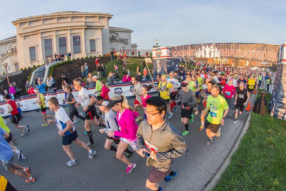 The Girl's Got Sole - Carmel Marathon Weekend