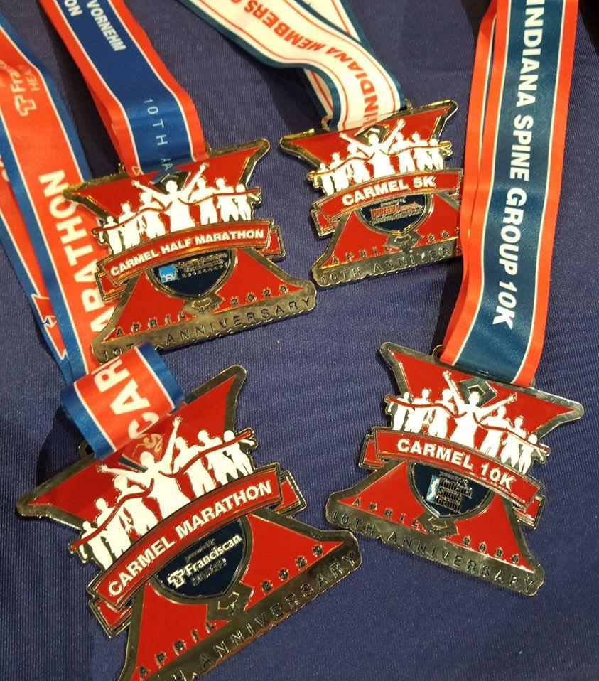 The Girl's Got Sole - Carmel Marathon Weekend 2020