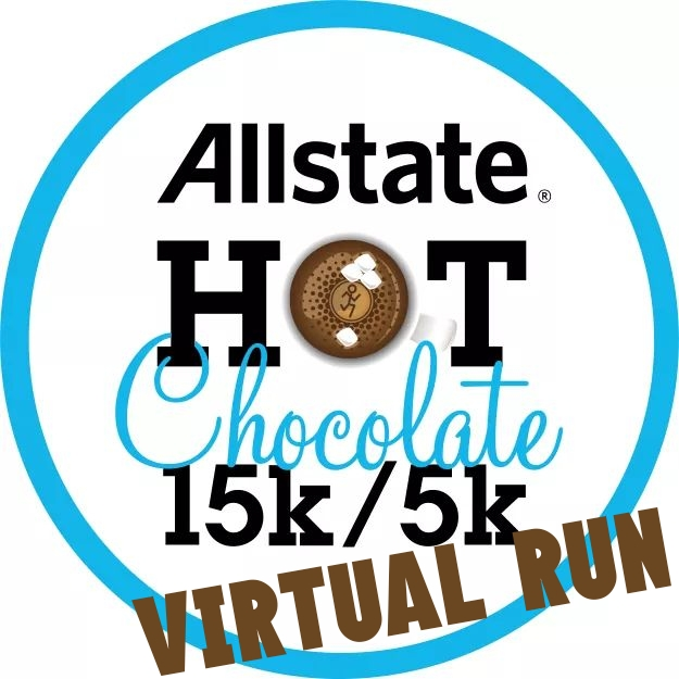 The Girl's Got Sole - Hot Chocolate 15k virtual