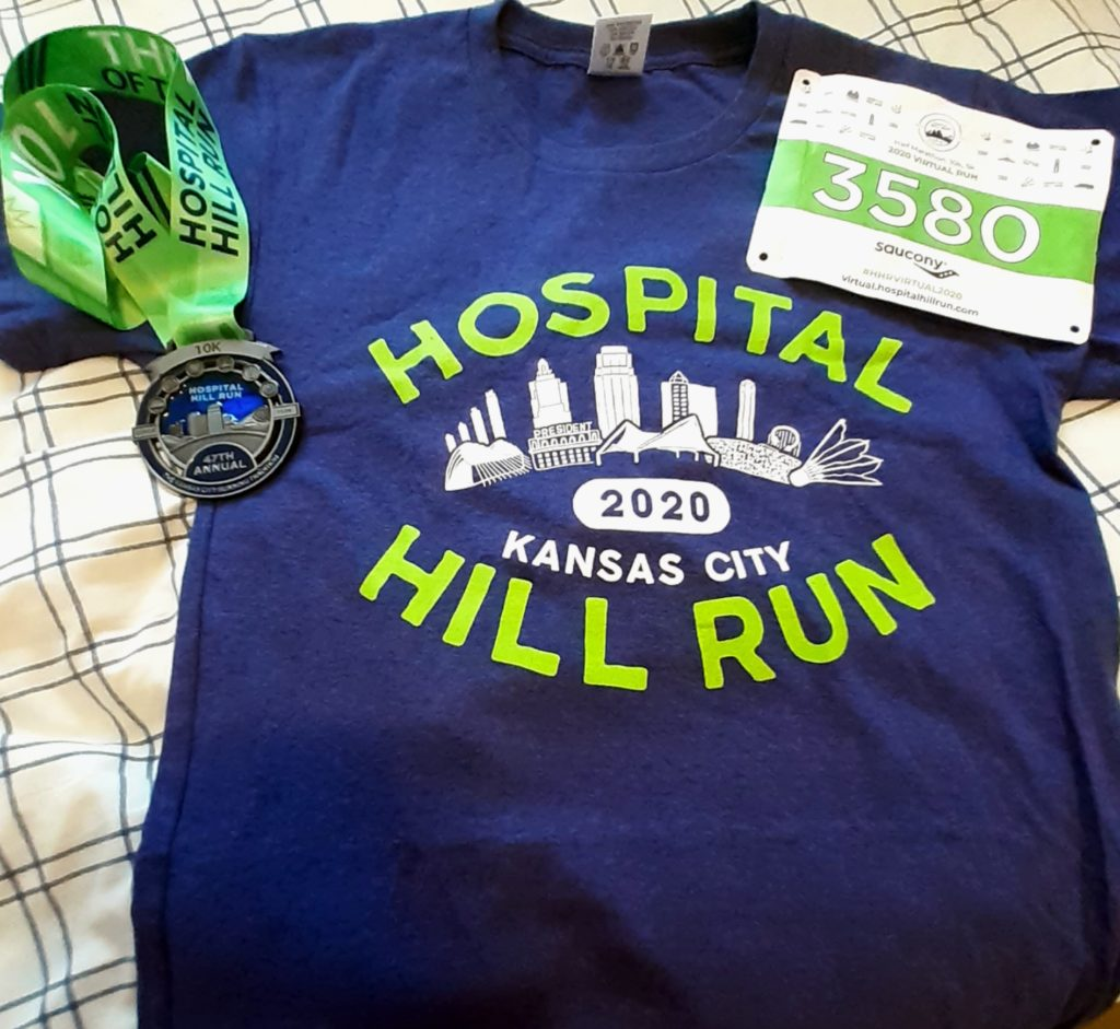 The Girl's Got Sole - Hospital Hill Run Virtual