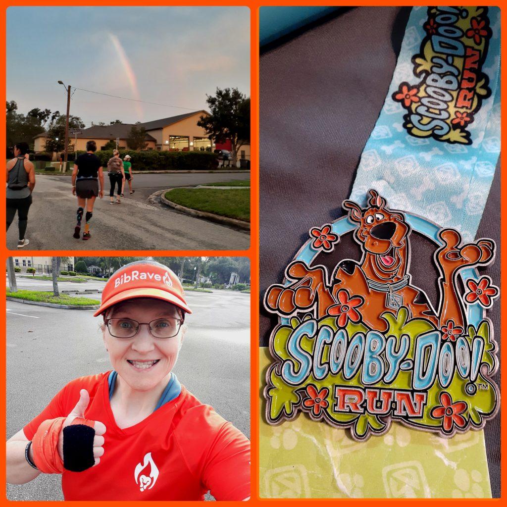 The Girl's Got Sole - Scooby Doo Virtual Run