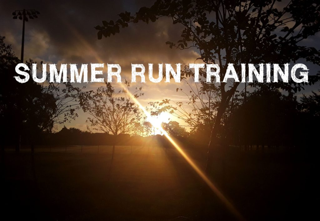 The Girl's Got Sole - Summer Run Training Tips