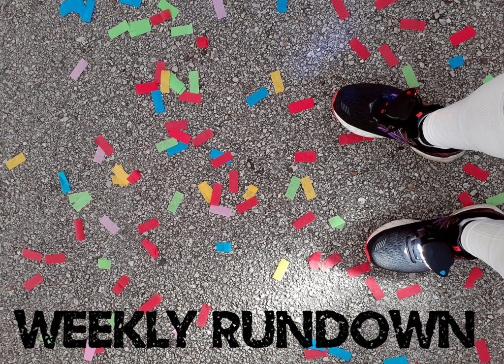 The Girl's Got Sole - Weekly Rundown, W/E 8/15
