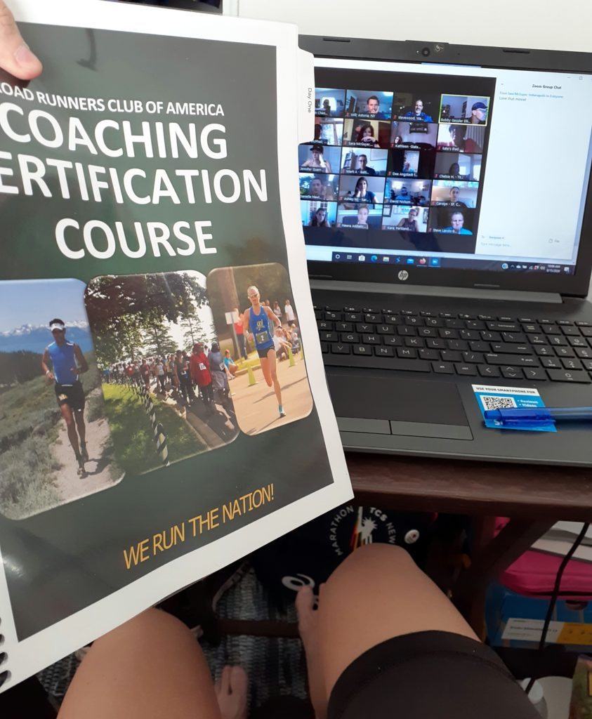The Girl's Got Sole - RRCA certification class