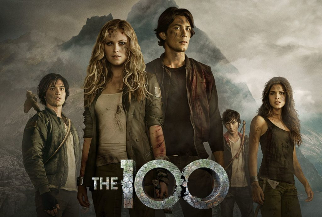 The Girl's Got Sole - Monday Musings - The 100