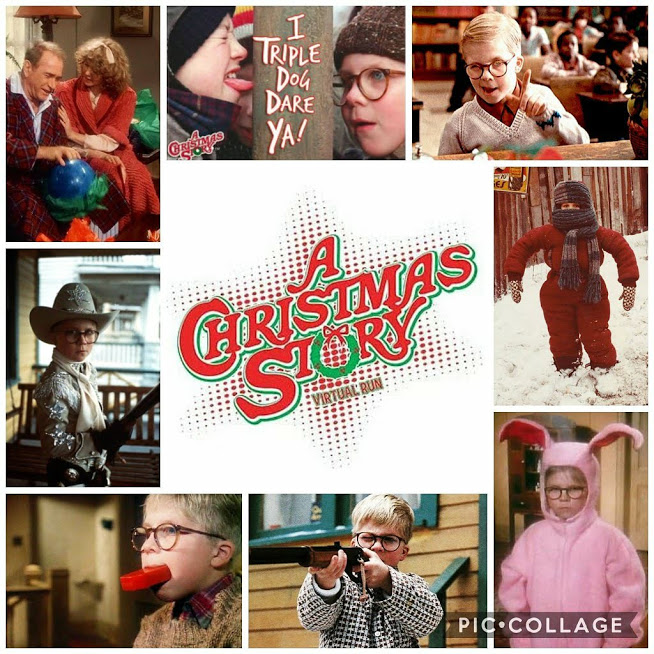 The Girl's Got Sole - A Christmas Story virtual run