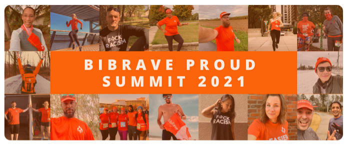 The Girl's Got Sole - 2021 BibRave Proud Summit